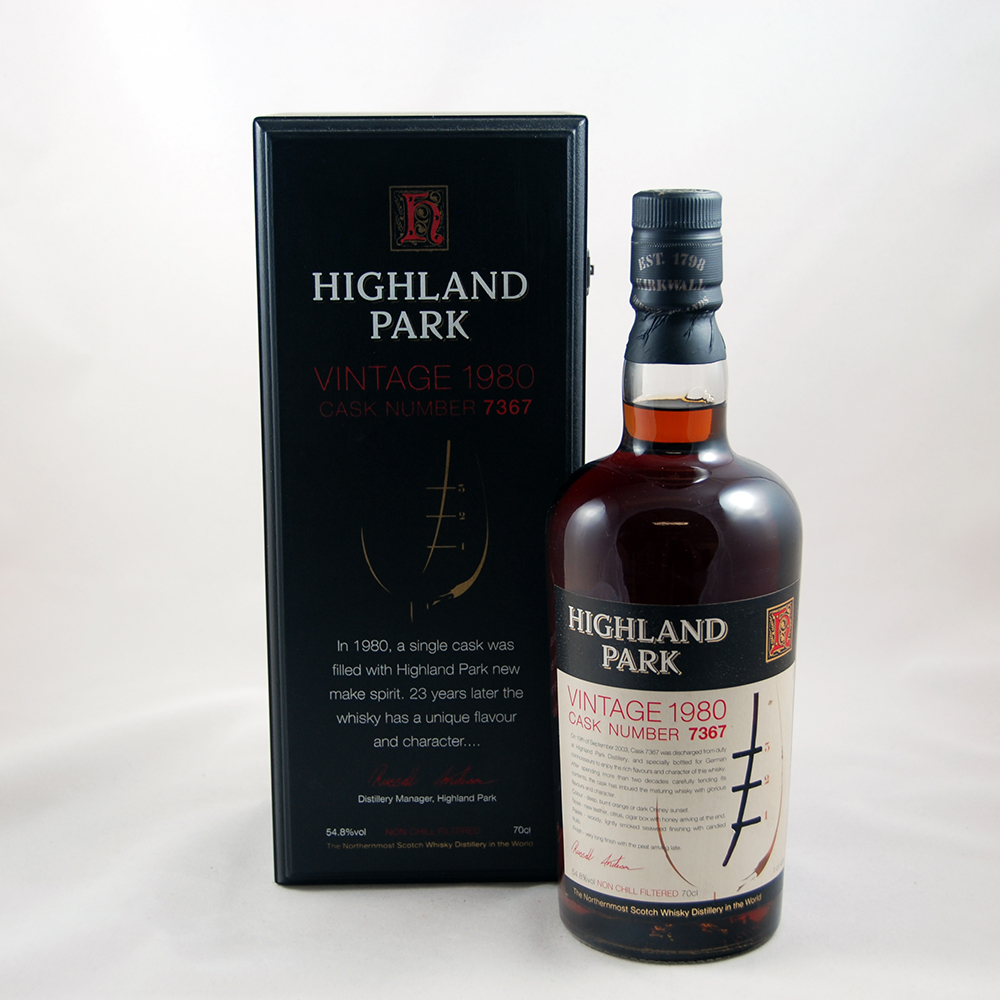 highland park black singles Scotch • 750ml • full volume was created using 100% ex-bourbon casks  rather than our traditional sherry-seasoned ones during 1999, a combination of .
