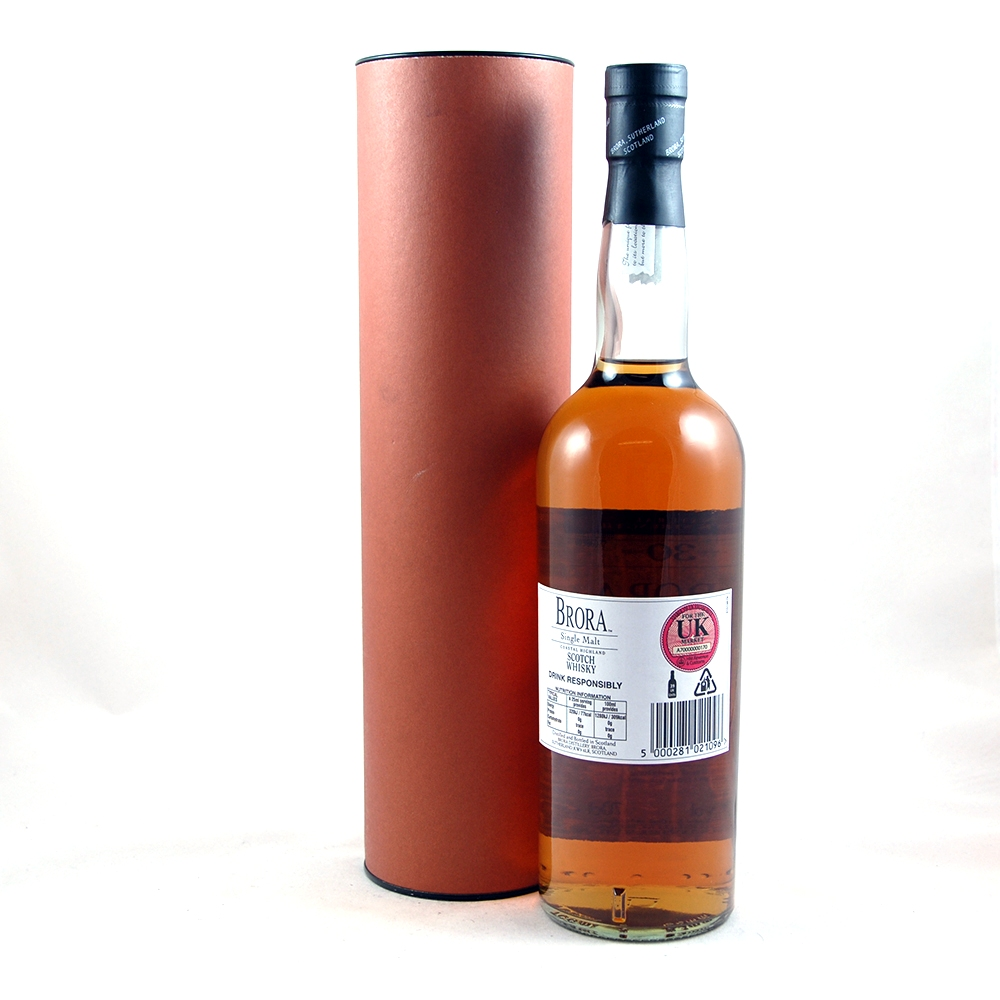 Brora 30 Year Old 2006 Release  Whisky Auctioneer
