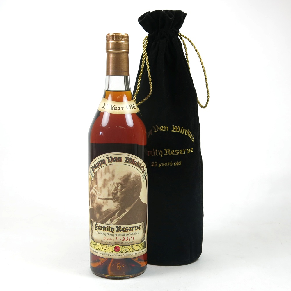 ... Get an Extra Helping of Pappy? - The Pursuit of Pappy Van Winkle
