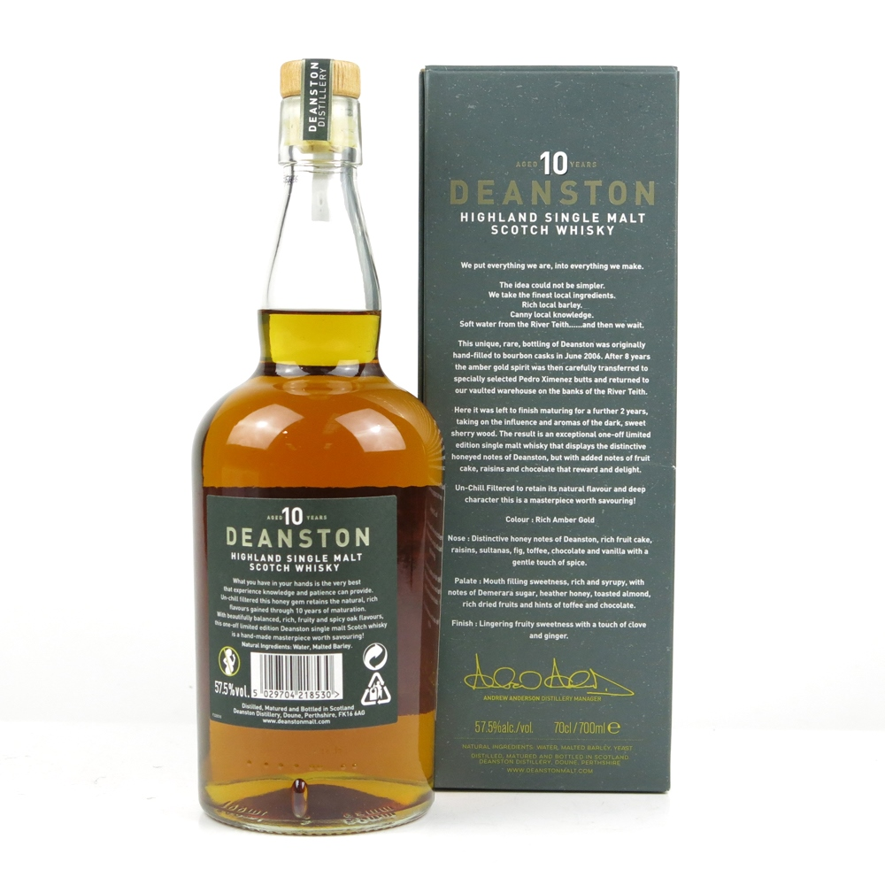 Online coloring for two year olds - Deanston 10 Year Old Pedro Ximenez 1 2
