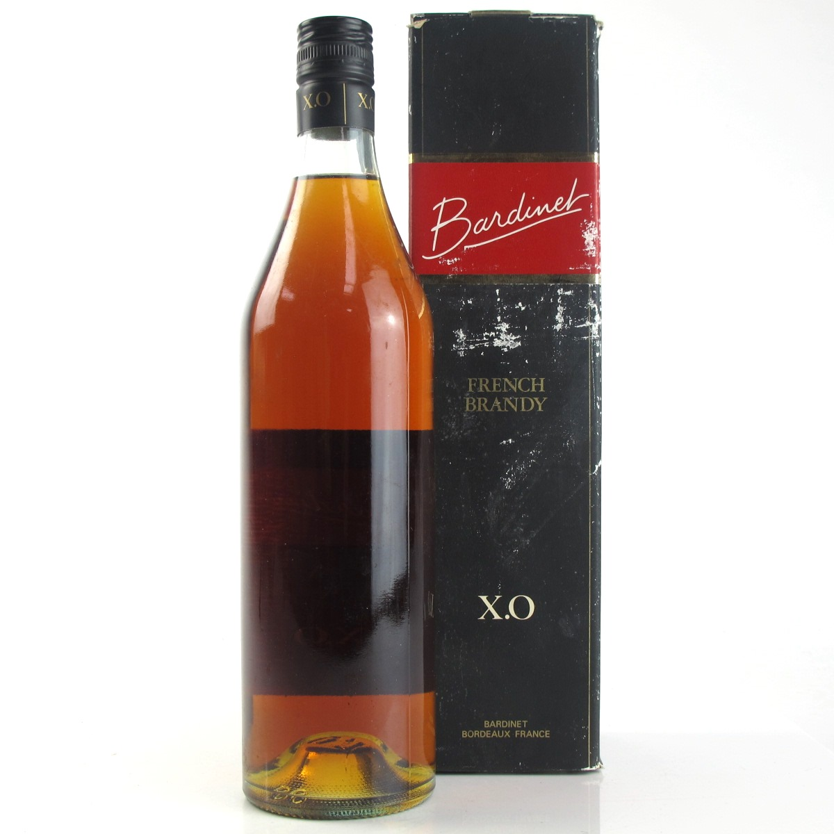 how to drink bardinet brandy