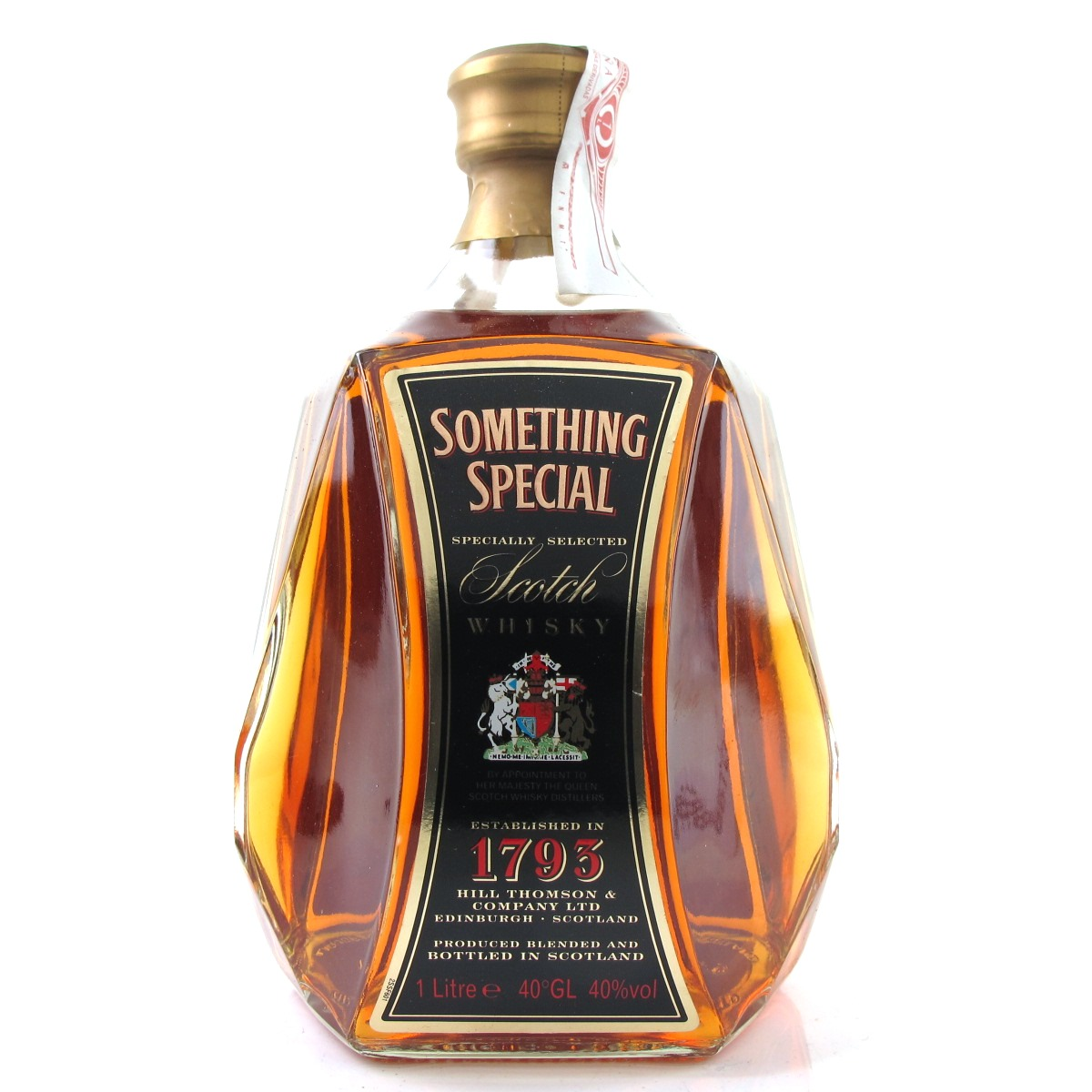Something special 1 litre 1980s whisky auctioneer - Something special ...
