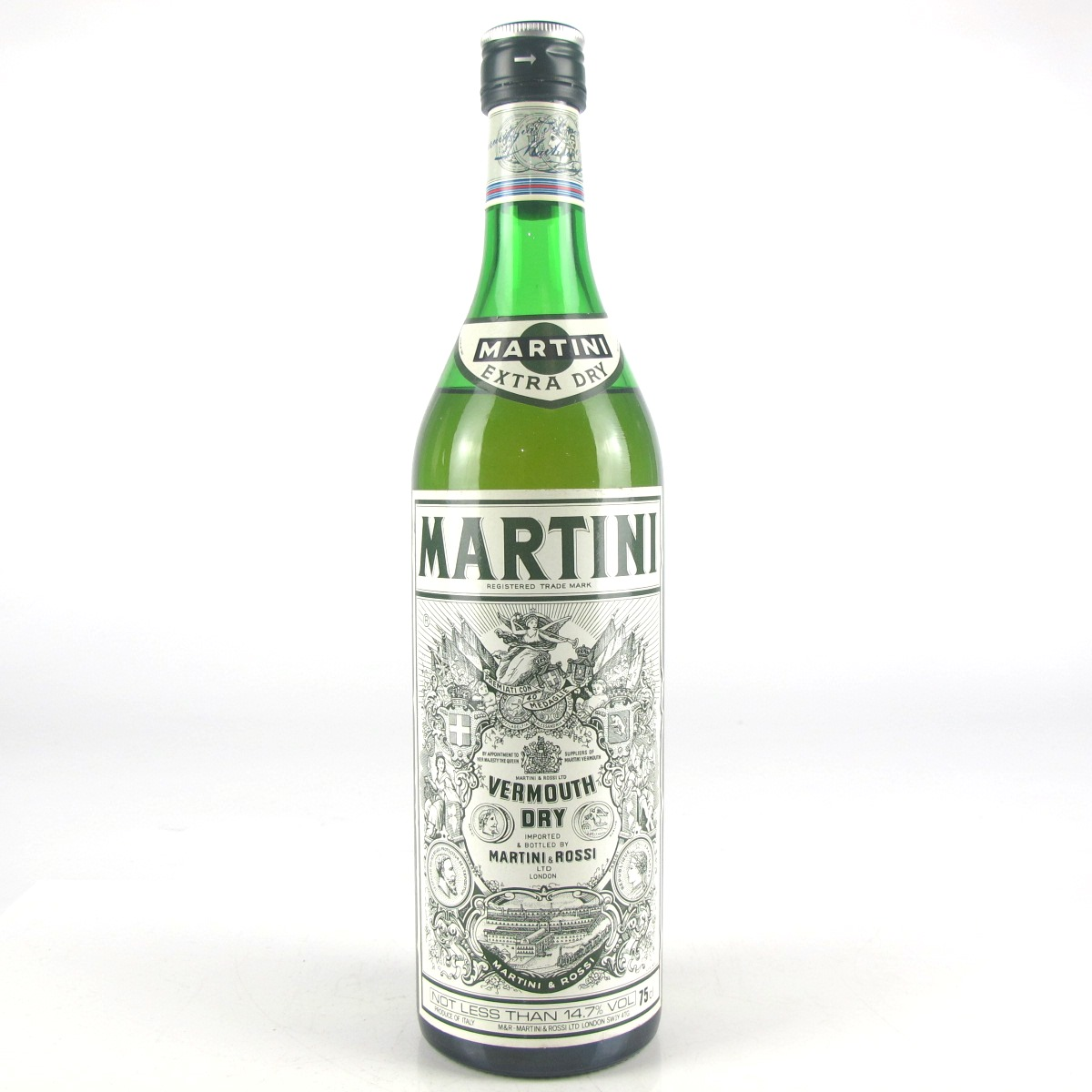 how to drink martini extra dry