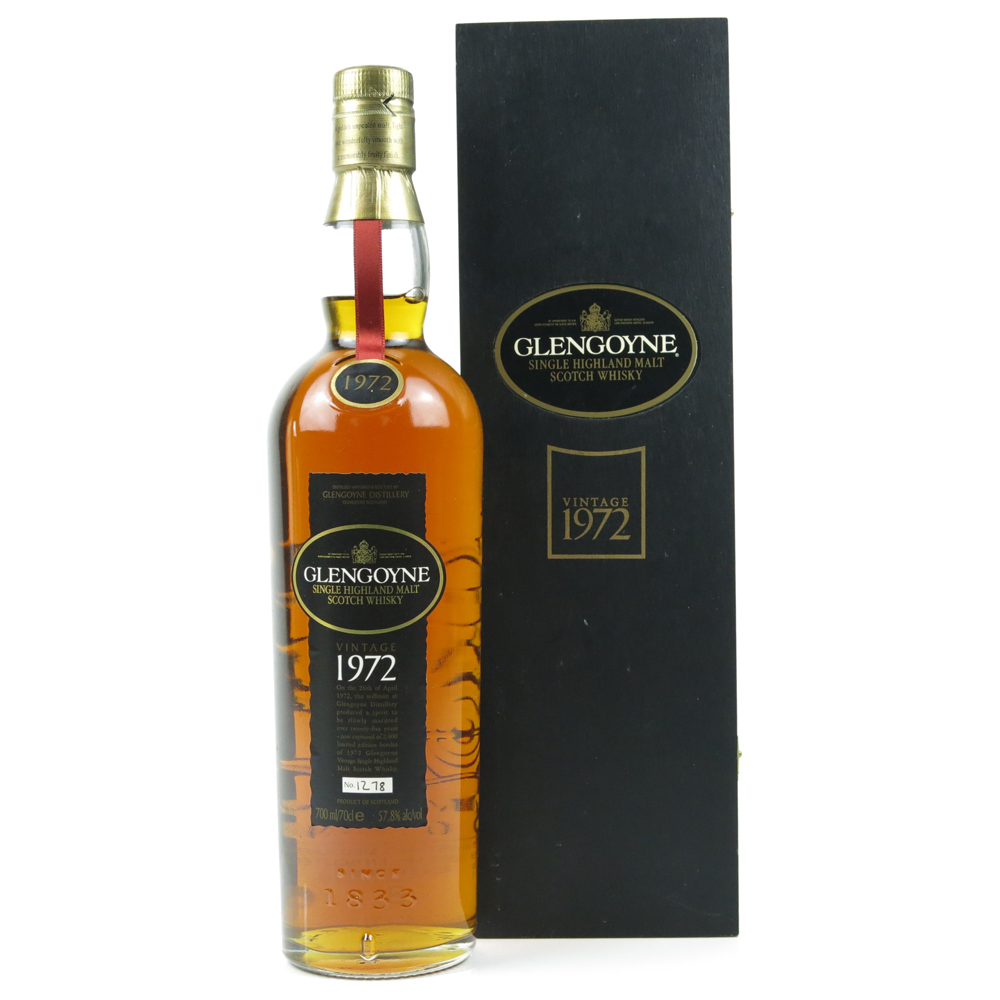 Image result for glengoyne vintage 1972