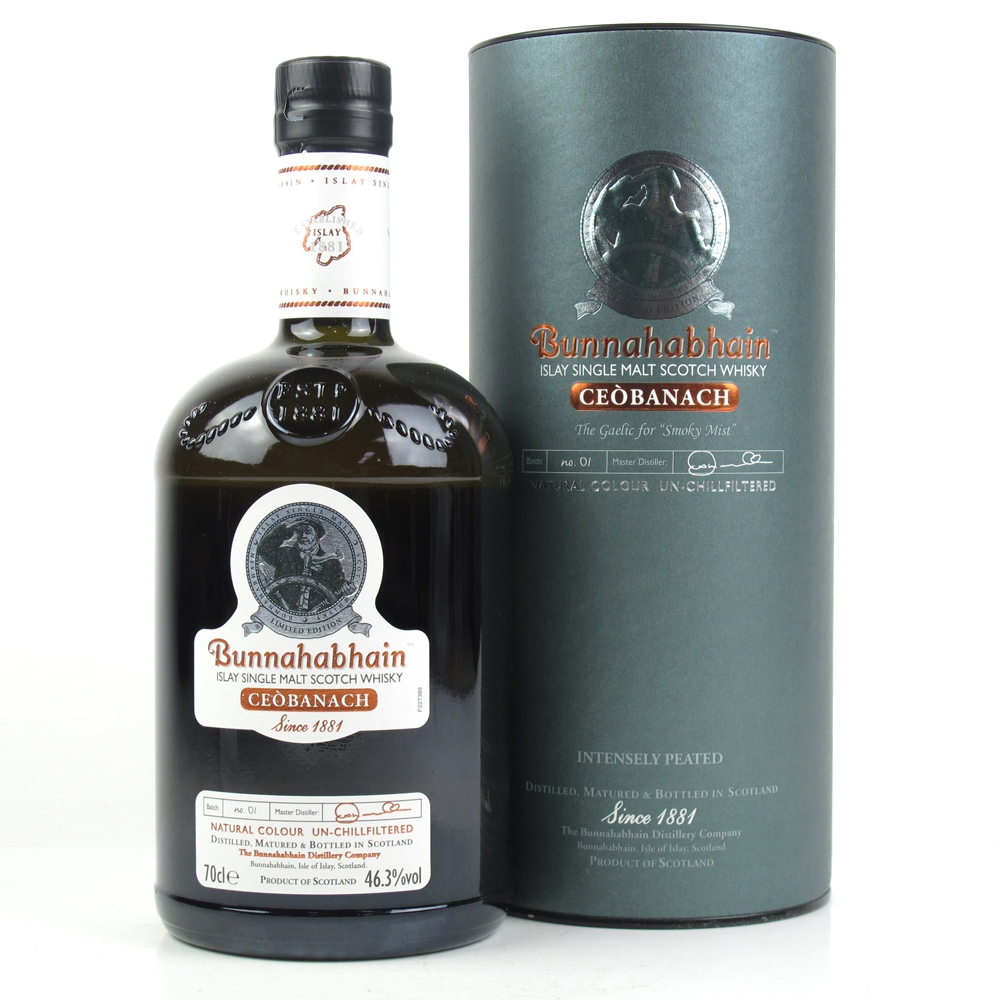Image result for bunnahabhain ceobanach batch 1