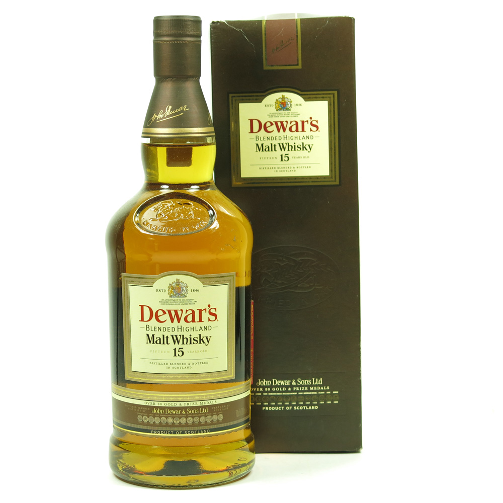 Dewar's 15 Year Old Blended Malt