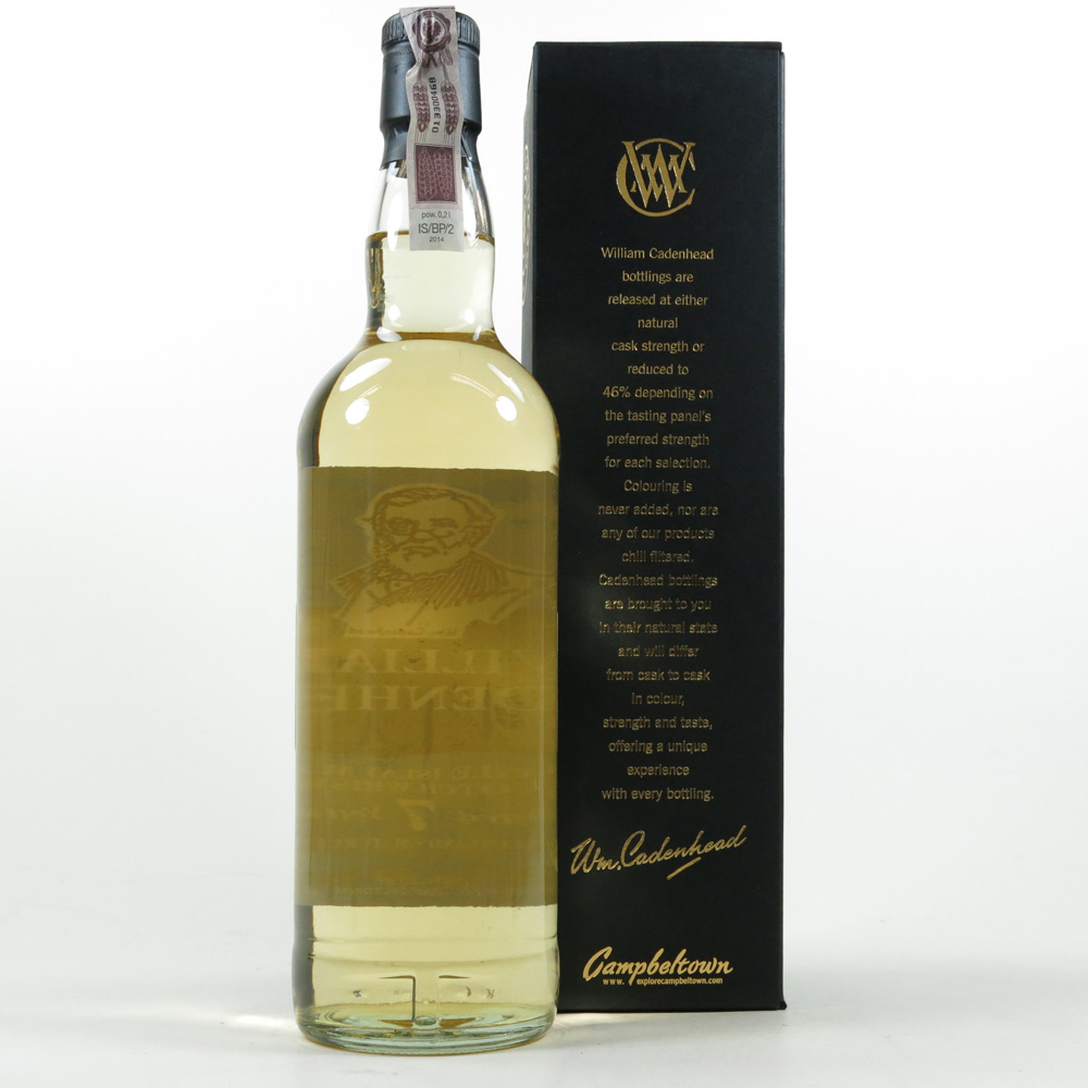 Online coloring for 7 year olds - William Cadenhead 7 Year Old Single Islay Malt