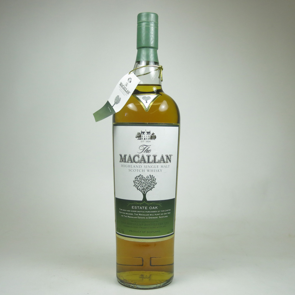 A photographic essay of the macallan estate