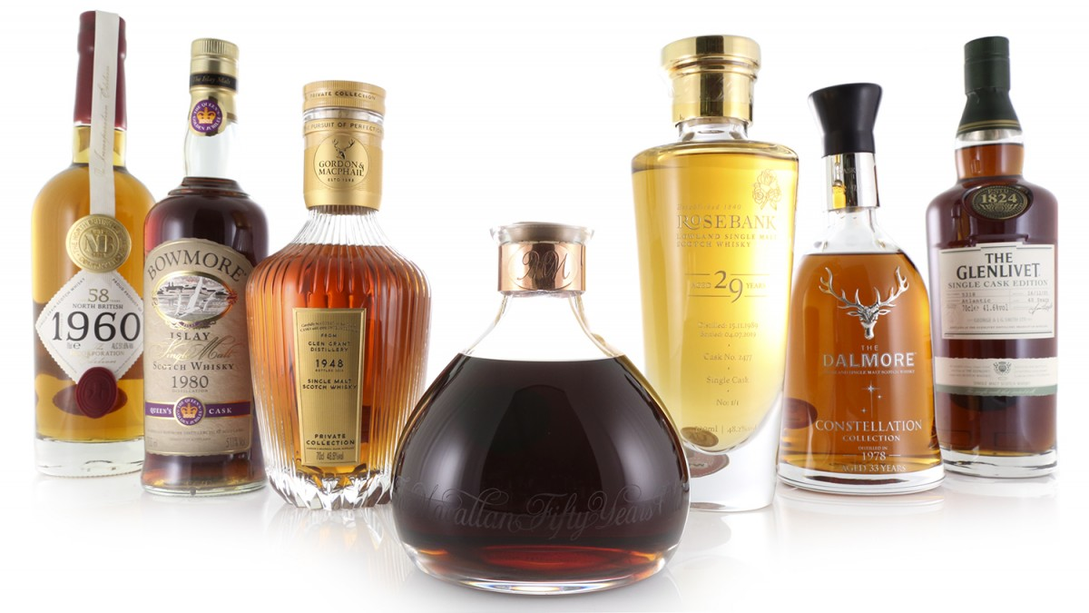 Whisky Auctioneer | Online Scotch & Rare Whisky Auction