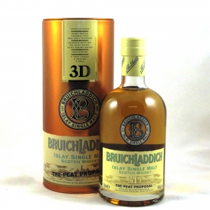 Bruichladdich 3D1 The Peat Proposal Front