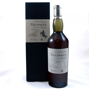 Talisker 1975 25 Year Old First Edition Front