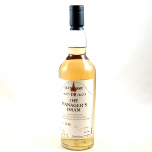 Glenlossie 12 year old Manager's Dram 2004 Front