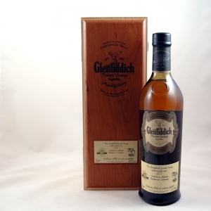 Glenfiddich 1977 Private Vintage Turnberry Centenary Front