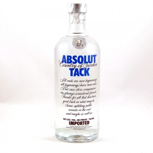 Absolut Tack Front