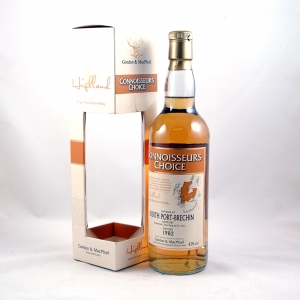 North Port Brechin 1982 Gordon and Macphail 2008 Front