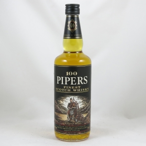 100 Pipers Front