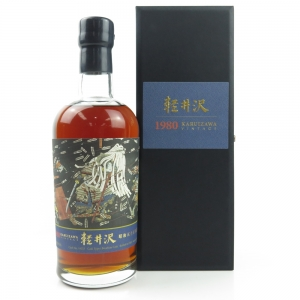 Karuizawa 1980 Single Cask #8317 / Only 89 Bottles