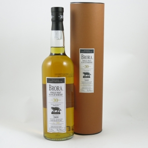 Brora 30 Year Old 2009 Release front