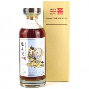 Karuizawa 1983 Single Cask #8333 / 68 Bottles