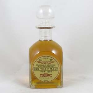 The Whisky Connoisseur 500 Year Old Malt1494 - 1994 Front
