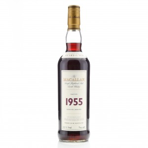 Macallan 1955 Fine and Rare 46 Year Old #1851