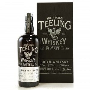Teeling Celebratory Single Pot Still Whiskey / Bottle #004