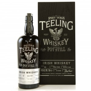 Teeling Celebratory Single Pot Still Whiskey / Bottle #005