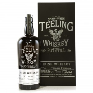 Teeling Celebratory Single Pot Still Whiskey / Bottle #008