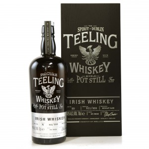 Teeling Celebratory Single Pot Still Whiskey / Bottle #011