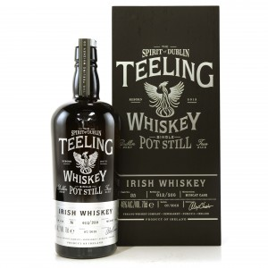 Teeling Celebratory Single Pot Still Whiskey / Bottle #012