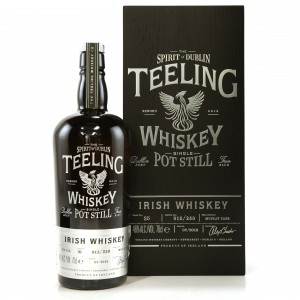 Teeling Celebratory Single Pot Still Whiskey / Bottle #015