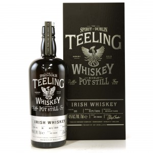 Teeling Celebratory Single Pot Still Whiskey / Bottle #017