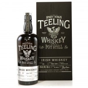 Teeling Celebratory Single Pot Still Whiskey / Bottle #020