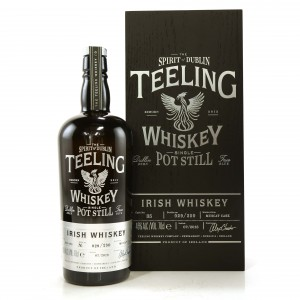 Teeling Celebratory Single Pot Still Whiskey / Bottle #029