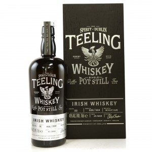Teeling Celebratory Single Pot Still Whiskey / Bottle #033