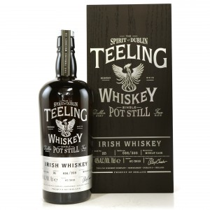 Teeling Celebratory Single Pot Still Whiskey / Bottle #036