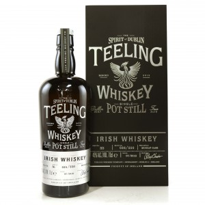 Teeling Celebratory Single Pot Still Whiskey / Bottle #038