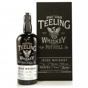 Teeling Celebratory Single Pot Still Whiskey / Bottle #039