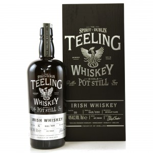 Teeling Celebratory Single Pot Still Whiskey / Bottle #043