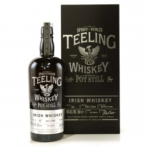 Teeling Celebratory Single Pot Still Whiskey / Bottle #047