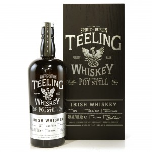 Teeling Celebratory Single Pot Still Whiskey / Bottle #048