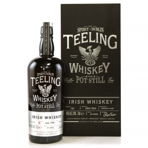 Teeling Celebratory Single Pot Still Whiskey / Bottle #050