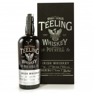 Teeling Celebratory Single Pot Still Whiskey / Bottle #067