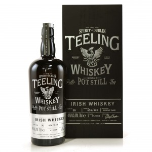 Teeling Celebratory Single Pot Still Whiskey / Bottle #070