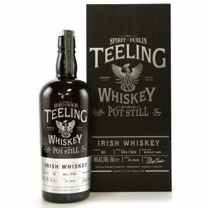 Teeling Celebratory Single Pot Still Whiskey / Bottle #081