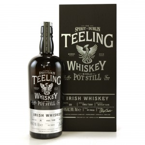 Teeling Celebratory Single Pot Still Whiskey / Bottle #085