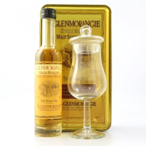 Glenmorangie 10 Year Old 10cl Gift Pack