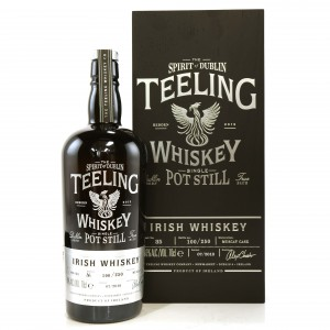 Teeling Celebratory Single Pot Still Whiskey / Bottle #100