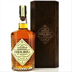 Eden Mill Single Malt First Bottling / Bottle #001