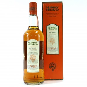 Macallan 1990 Murray McDavid 10 Year Old 75cl / US Import